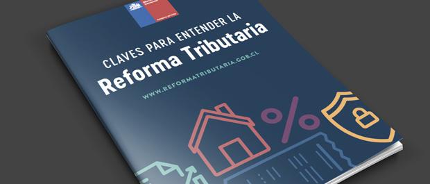 Revive el webinar «Principales aspectos de la Reforma Tributaria»